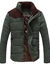 Men'S Warm Thick Cotton Outwear