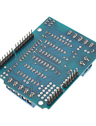 L293D Motor Drive Shield Board Expansion Board For (For Arduino) Duemilanove Mega UNO