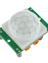 Пироэлектрический инфракрасный PIR движения сенсорного модуля Детектор