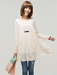 Women's Tops & Blouses , Lace Casual/Work FFYS