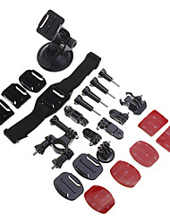Gopro Accessories Accessory KitFor-Action Camera,Gopro Hero 3 / Gopro Hero 5Rock Climbing / Auto / Wakeboarding / Diving & Snorkeling /