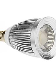 7W E14 Faretti LED 1 COB 600-630 lm Luce fredda AC 85-265 V