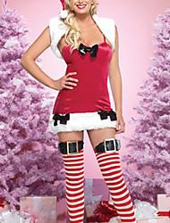 Natal traje preto bowknot doces Girls '