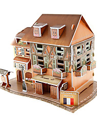 High Class French Shop Shape Puzzles