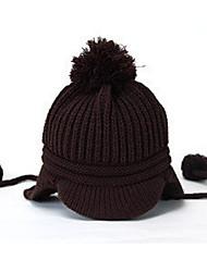 Calidez Gorro de lana para niños