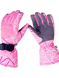 Ski Gloves Full-finger Gloves / Winter Gloves / Sports Gloves Women's / Men's / Unisex Activity/ Sports GlovesKeep Warm / Anti-skidding /
