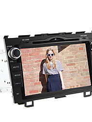 8inch 2 din carro dvd player in-dash para Honda CR-V 2008-2011 com GPS, BT, ipod, RDS