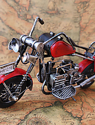 "8.75""Retro Style Handmade Motor Metal Model Collectibles"