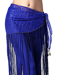 Dancewear Spandex Belly Dance Belt For Ladies(More Colors)