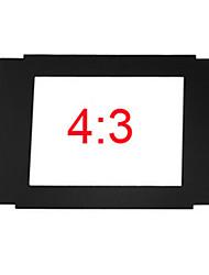 Зонт разделах Лист 4:03 Для FOTGA DP3000 Matte Box Следуйте Фокус 5DII III (внутренний 140mmx105mm)