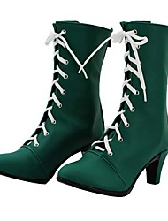 Sailor Moon Sailor Jupiter Makoto Kino Green Boots