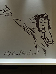 People Dancing Jackson Wall Stickers