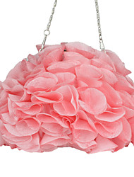 Fashion Silk With Flower Special Occasion/Evening Handbags