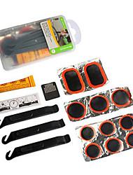 MALETTE OUTILS VELO Pneu de bicyclette de kit de réparation Tool Set