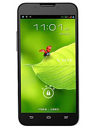 "ZTE v987 5.0 ""Android 4.1 smart phone 3G (1,2 GHz quad-core, dual sim, doppia fotocamera, rom 4gb, wifi)"