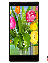"m1 4.7 ""Android 4.2 smartphone 3g (dual sim dual core 2 mp 512mb + 4 gb / bianco / us magazzino)"