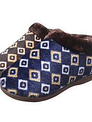 Zapatillas hombres del algodón