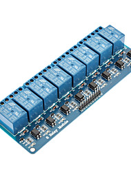 8-Channel 12V Relay Module for (For Arduino) (Works with Official (For Arduino) Boards)