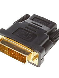 DVI 24+1 Male to HDMI V1.3 Female Adapter Converter HDTV