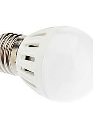 E27 G45 5W Ceiling Fan 10x5730SMD 420LM 6000K Cool White Light LED Globe Bulb (220-240V)