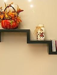 Modern Carbon Fiber Black Creative Hanging Storage Shelf