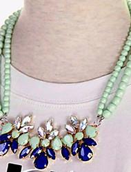 Women's Fresh with Pendants Necklace