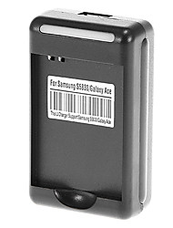 Cargador de batería para Samsung S5830 Batería Negro