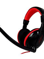 DANYIN DT-2699G Gaming Stereo Para colocar sobre la oreja con micrófono y remoto para PC