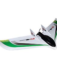 4CH OEP FX-61 Phantom FPV Modelo Flying Wing RTF ZT005 (Verde)