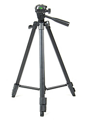 Universal WT-330A Lightweight Three Sections Camera Tripod
