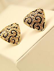 Leopard Amoureux Imprimer des femmes Stud Earing