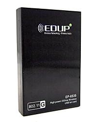 EP-6535 802.11b / г 54Mbps 200 мВт повышенной мощности Беспроводной USB-адаптер