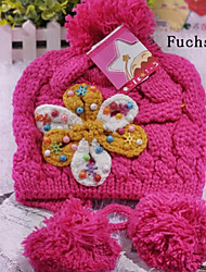 Flower Hat Calor Infantil