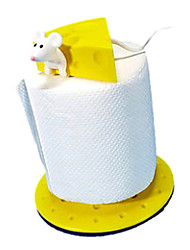 Tissue Box souris jaune