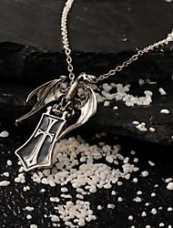Alloy Refuge Gothic Lolita Necklace