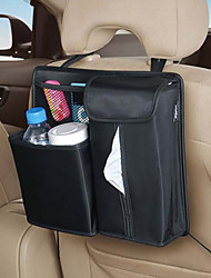 Fashion Black Suspended Type Tissue Box For Car