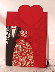 segnaposti e titolari tuexdo&abito posto card design - set di 12