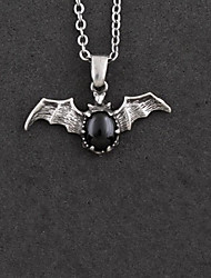 Vampire Bat Alloy Gothic Lolita Necklace