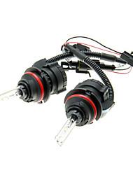 Car 9007-3 HID xénon ampoules Lampes AC / DC 12V55W (4300-12000K facultatif)