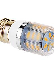 4W E26/E27 Ampoules Maïs LED T 24 SMD 5730 360 lm Blanc Chaud AC 100-240 V