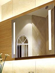 """27.5 """"Mirror mur H Style Contemporain antibuée avec la lumière"""