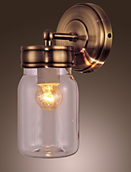 Bulb Included Outdoor Wall Lights,Traditional/Classic Metal
