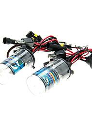 2pcs de voiture H4 / H H4-2 HID xénon ampoules Lampes AC / DC 12V35W (4300-12000K facultatif)