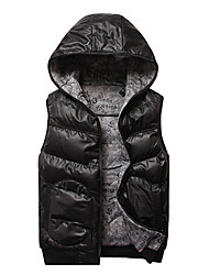 Men'S Double Wear Warm Vest