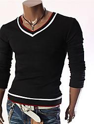 Men's Casual Shirts , Cotton OTTF
