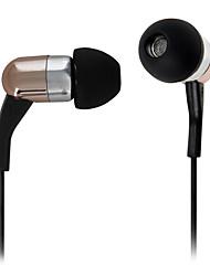 Somic MH407 estéreo Hierro móvil en la oreja los auriculares para el Music MP3/iPod/iPad/DJ/iPhone