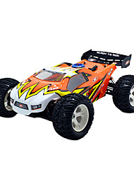 SST·Racing 1/10 Scale 4WD Nitro Power Off-Road Truggy (Orange)