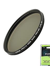 Fotga Pro1-D 67mm Ultra Slim Mc Multi-Coated Filtre polarisant circulaire Cpl objectif