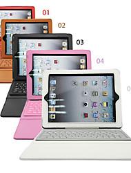 caja de la tableta universal de w / teclado del bluetooth para el ipad 4 del ipad 3 del ipad 2