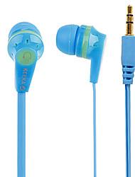 Moda Wired 3,5 millimetri in-ear Hi-Fi stereo Musica Auricolare